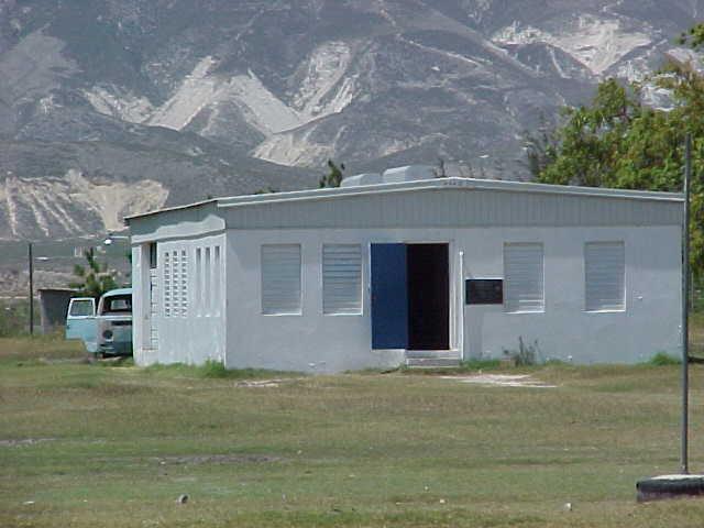 Vocational Building